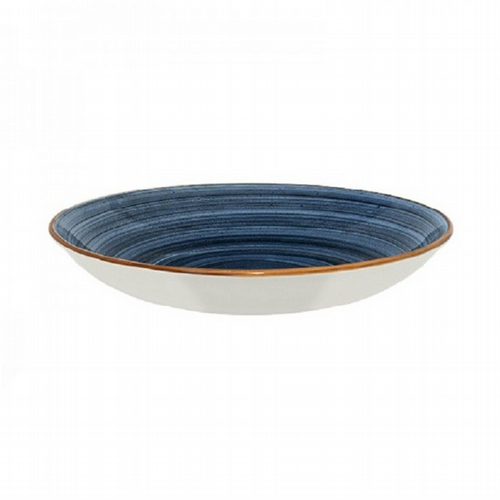 Space - Dusk - 28 cm Shallow Bowl